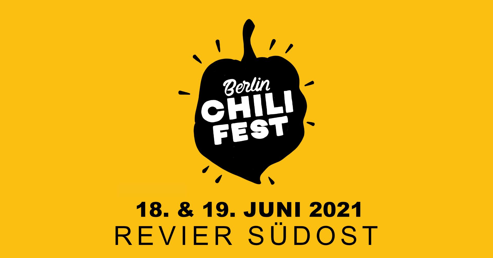Berlin Chili Fest : Summer 2021
